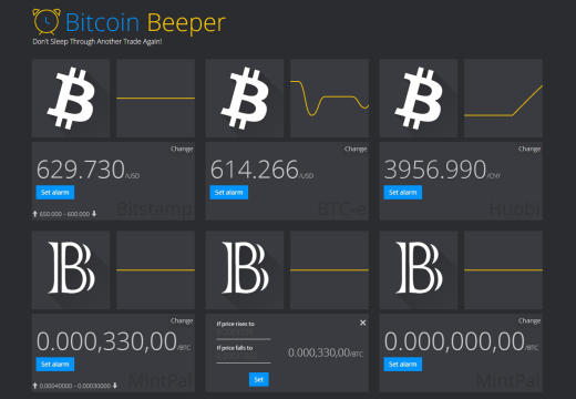 BitcoinBeeper now supports Blackcoin!