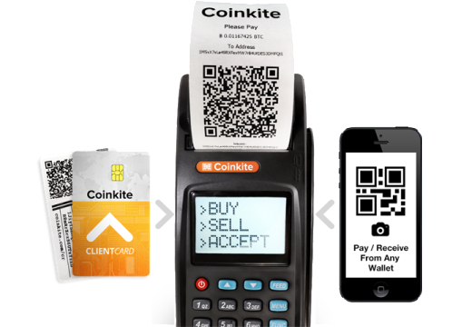 BlackCoin added to Coinkite point of sale systems
