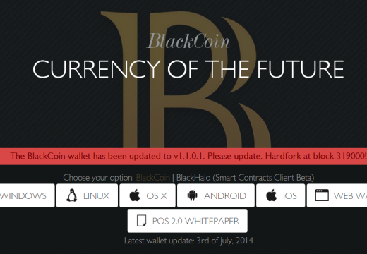 Mandatory Update – Please update your BlackCoin client!