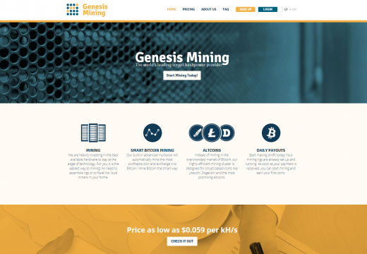 Genesis Mining Meme and Poem contest